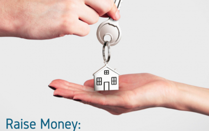 Raise Money: Downsize To A Smaller Property