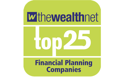 thewealthnet's 2016 Top 25 Financial Planning Company