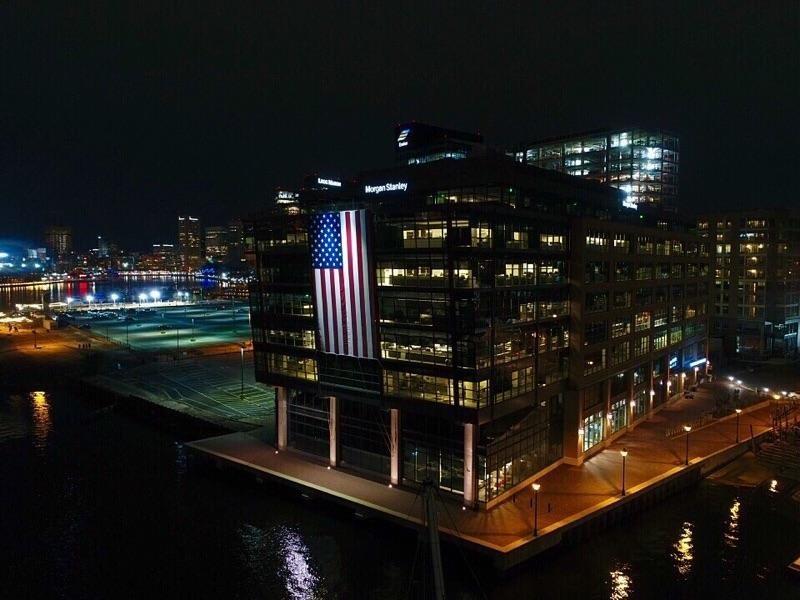 Exterior Building Lighting