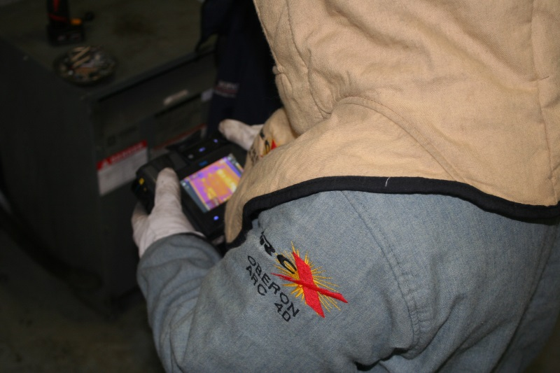 Preventive Maintenance Testing Infrared