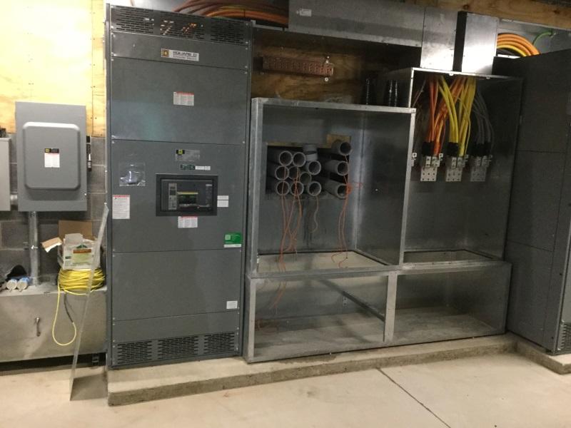 8026 Main Electric Room B