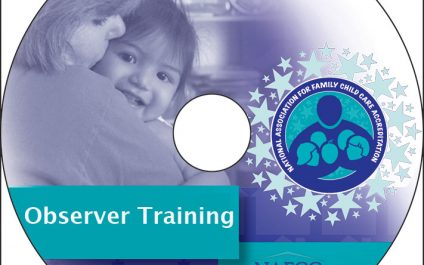 Training and Accrediting Child Care Providers