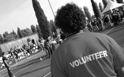 Web Registration for Event Participants and Volunteers