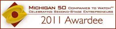MessageMakers Honored as One of the 2011 Michigan 50 Companies to Watch!