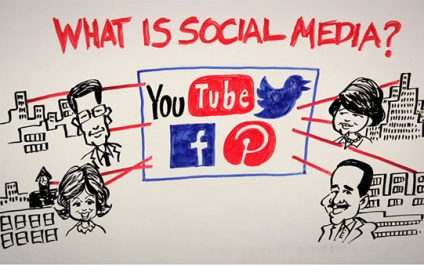 Learning About Social Media Through Animation