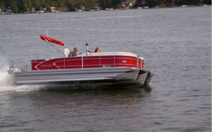 Speed Pontoon Boats – in 3D