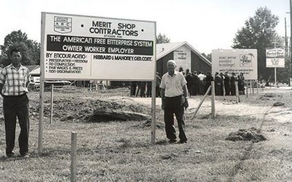 Celebrating 50 Years of Building Success