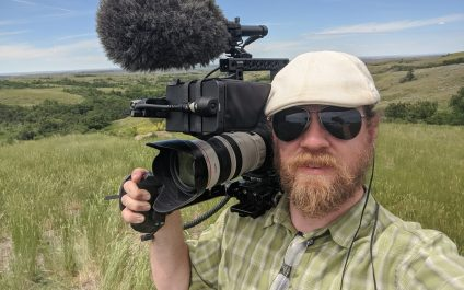 MessageMakers Director of Photography Visits Montana For Client Project