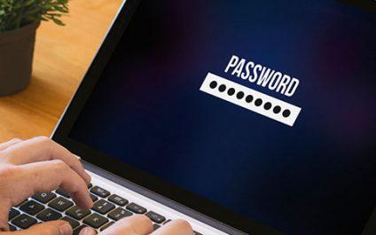 Re-secure your passwords!