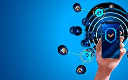 Secure mobile devices with virtualization