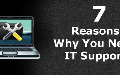 7 Reasons Why You Need IT Support Service