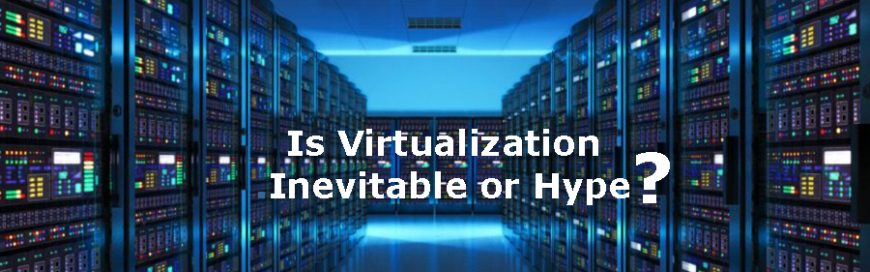 Is Virtualization Inevitable or Hype?