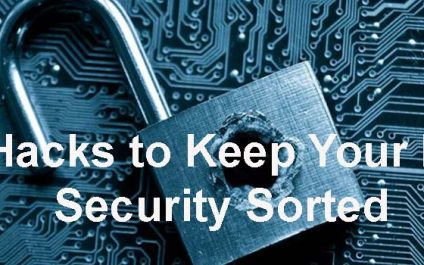 5 Hacks to Keep Your IT Security Sorted