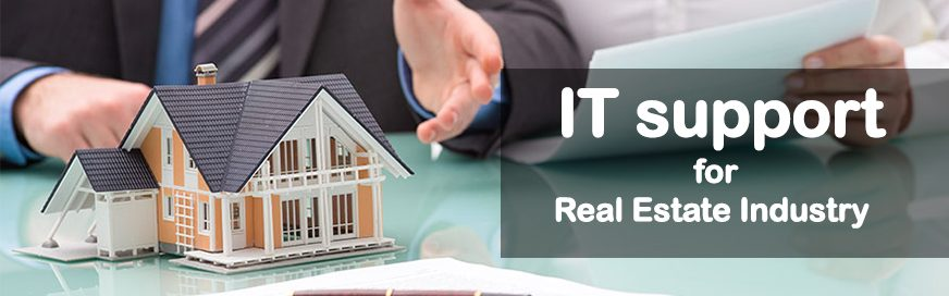 Real Estate IT Service San Diego & Carlsbad