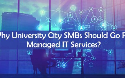 Why University City SMBs Should Go For Managed IT Services?