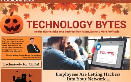 Newsletter – October 2020