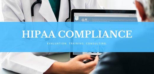 hipaa compliance banner