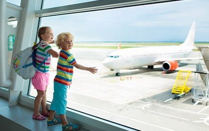 Nervous about flying with a child with special needs? Here's six tips to help ease your fears of air travel