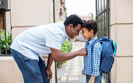 How to Make Your Student's First Day of School a Happy and Successful One
