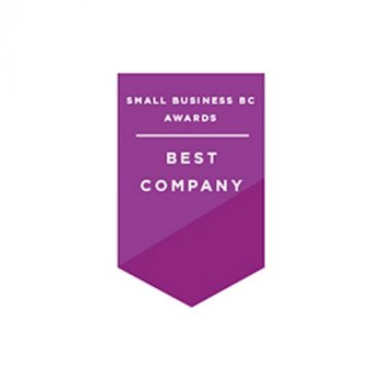 Small Business BC Awards Best Company