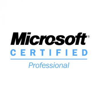 Microsoft Certified Professional