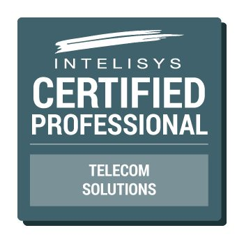 INTELISYS CERTIFIED PROFESSIONAL