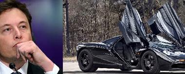 Should Elon Musk wash his own car?