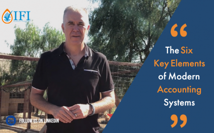 The Six Key Elements of Modern Accounting Systems