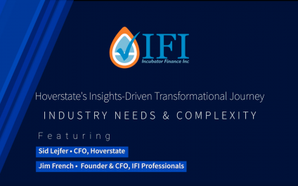 Hoverstate's Insights-Driven Transformation Journey – Industry Needs & Complexity