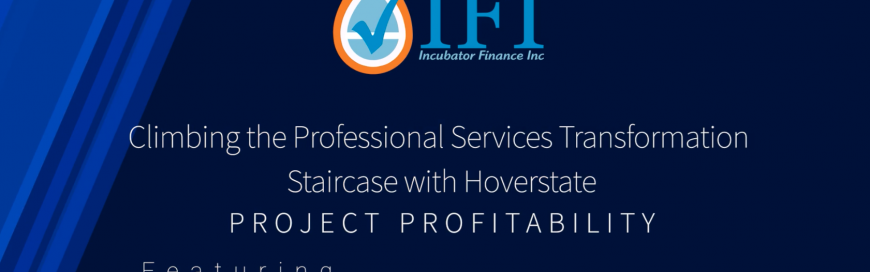 Climbing the Professional Services Transformation Staircase with Hoverstate