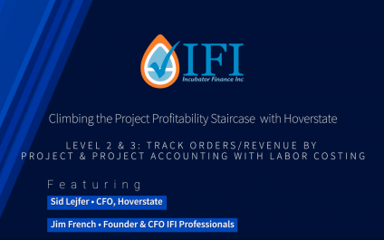 Climbing the Project Profitability Staircase with Hoverstate – Level's 2 & 3