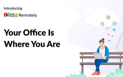 Zoho offers a suite of tools to facilitate working remotely for free for a limited time!