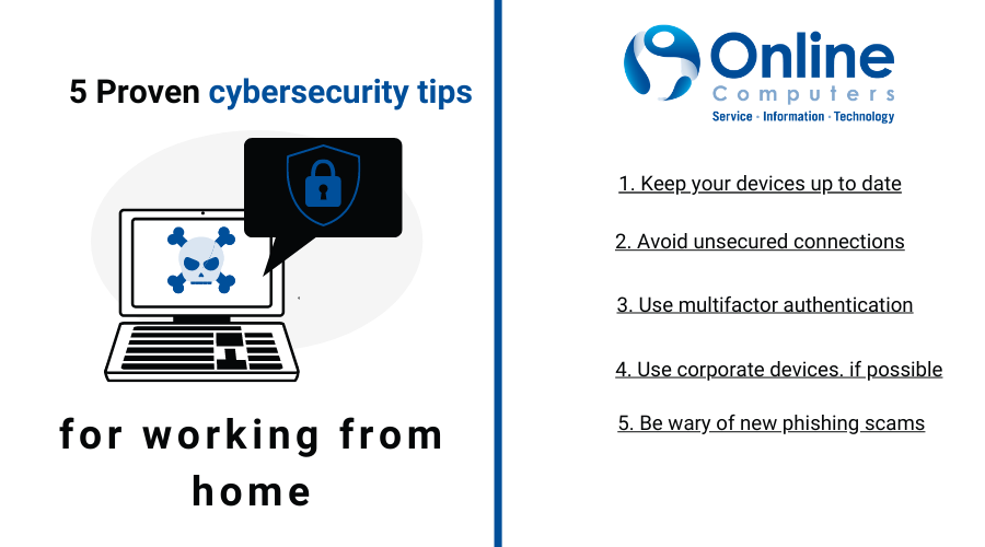 5-Proven-cybersecurity-tips-for-working-from-home-infographic