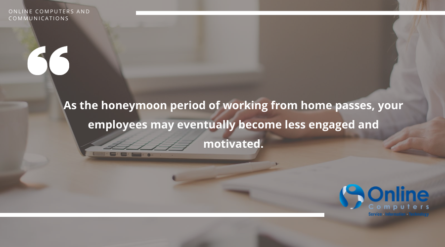 Top-ways-to-keep-remote-employees-productive-and-motivated-infographic
