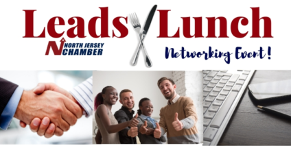 North Jersey Commerce: Leads & Lunch
