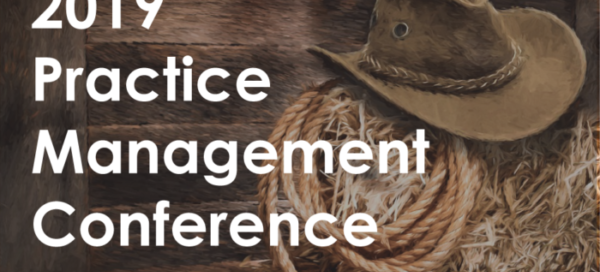 2019 Practice Management Conference
