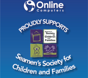 Online Computers Proud to Sponsor Seamen's Society for Children and Families