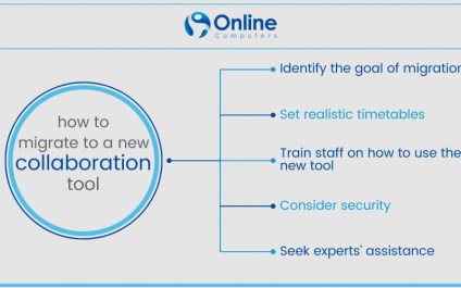 Factors to take into account when migrating to a new collaboration tool
