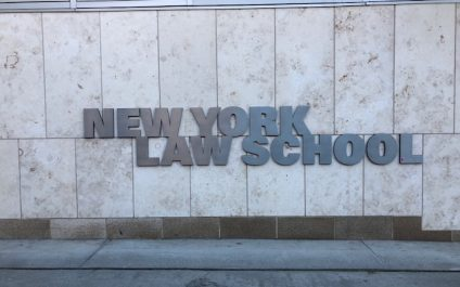 CEO, Carl Scalzo, Speaks at New York Law School