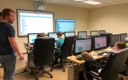 Online Computers Participates in Take Our Daughters and Sons to Work Day 2019