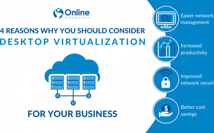 4 Reasons why you should consider desktop virtualization for your New Jersey business