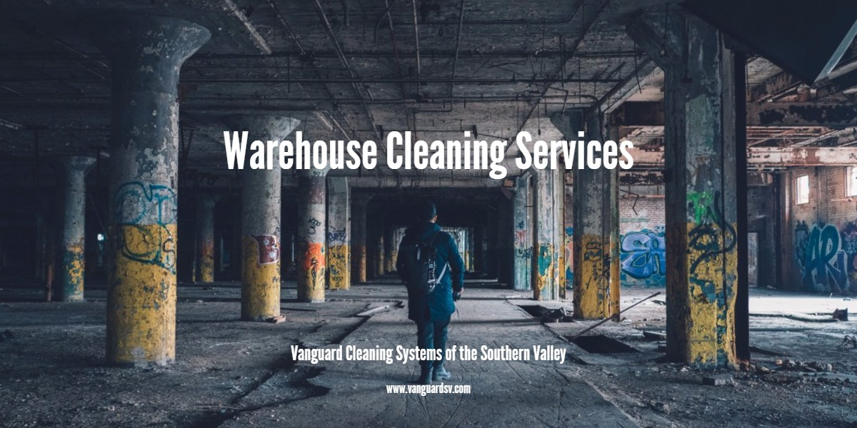 Warehouse Cleaning Services - Fresno CA