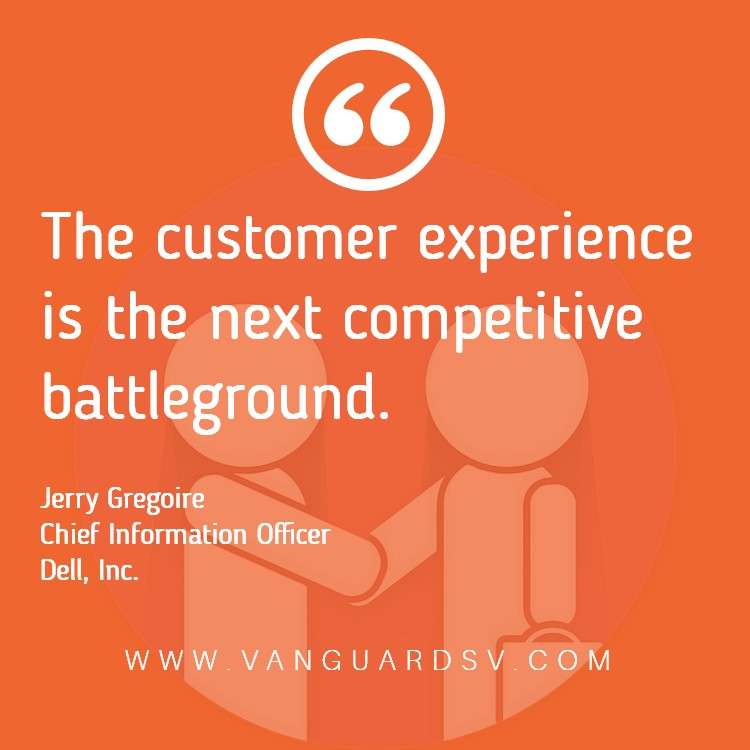 Janitorial Services Minimum Standards of Customer Service - Jerry Gregoire Quote - Customer Experience
