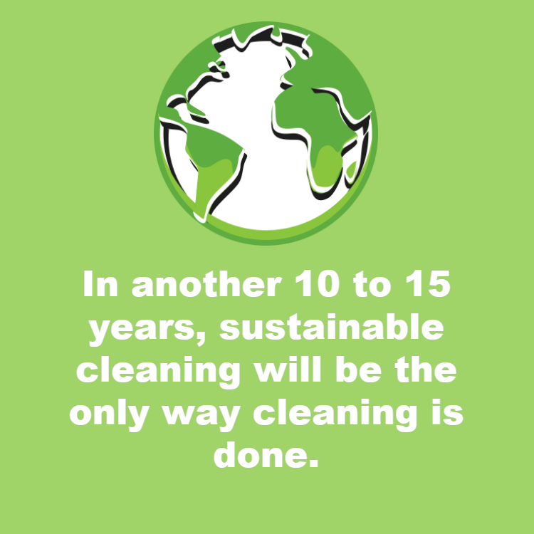 Sustainable Cleaning Services - CMM Quote