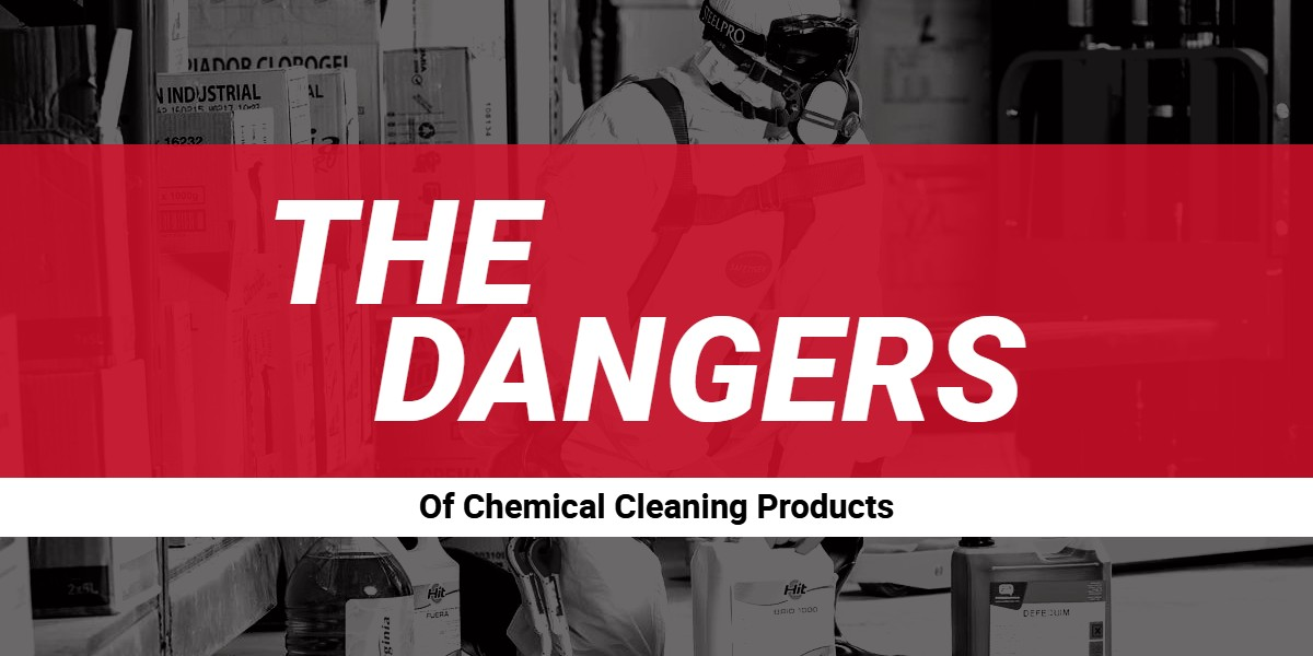 The Dangers Of Chemical Cleaning Products Bakersfield Ca