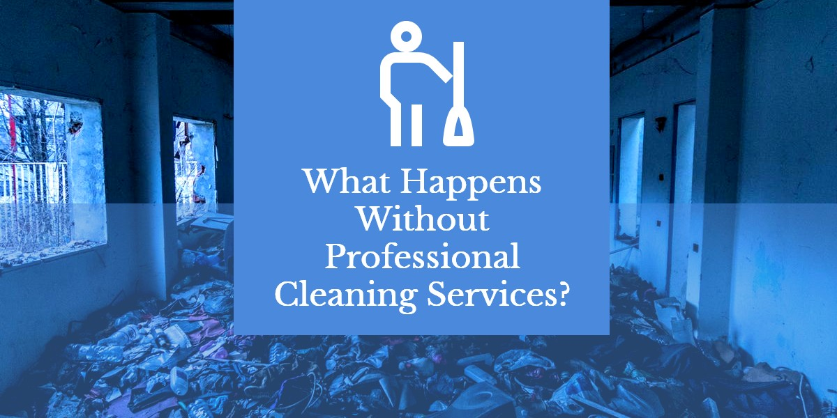 What Happens Without Professional Cleaning Services