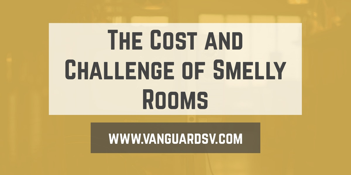 The Cost and Challenge of Smelly Rooms