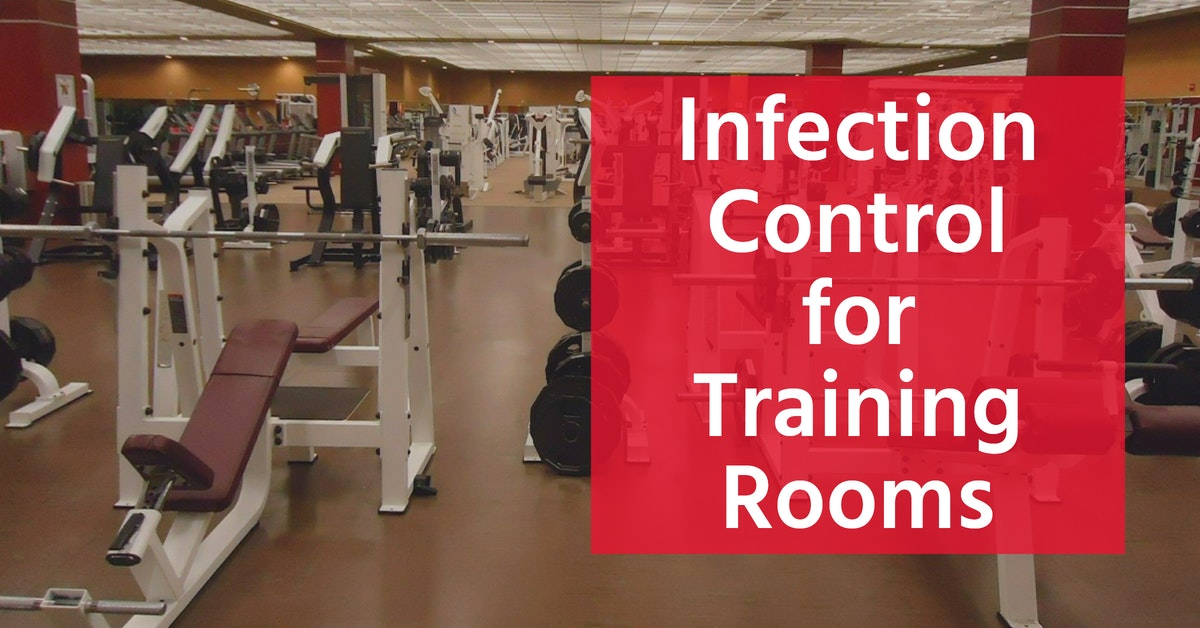 Infection Control for Training Rooms