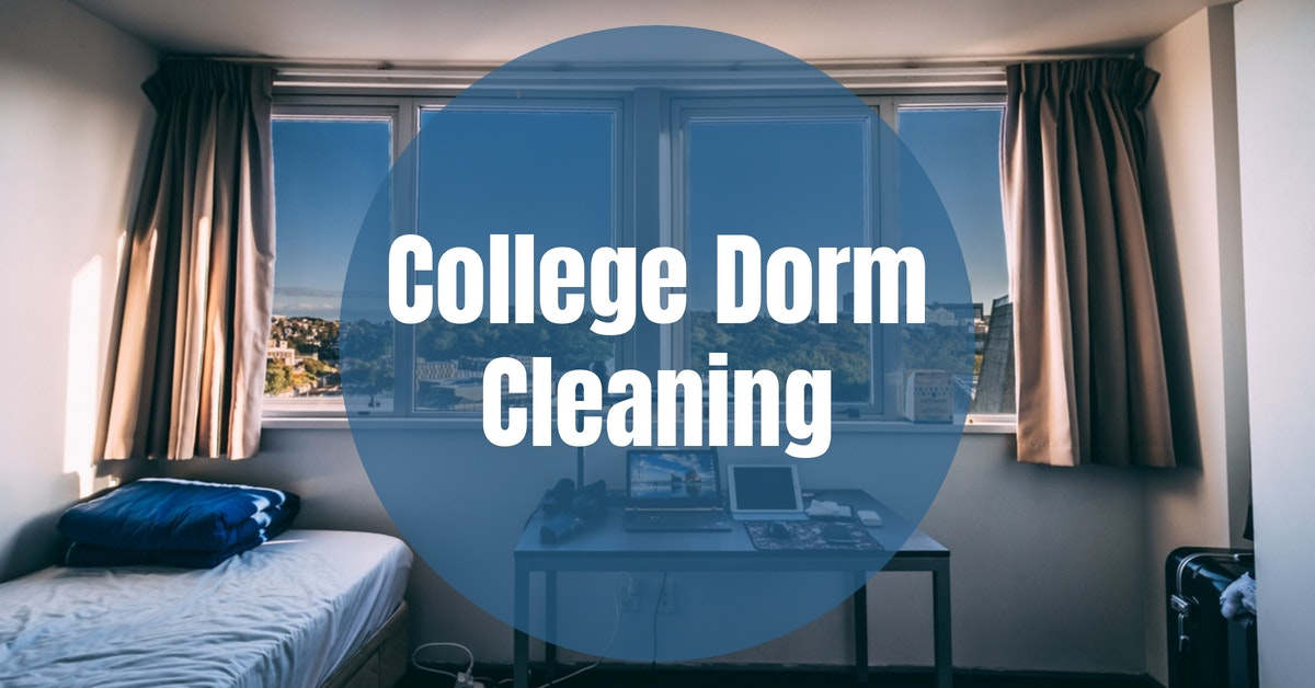 College Dorm Cleaning - Palmdale, Lancaster, Bakersfield, Fresno, Valencia