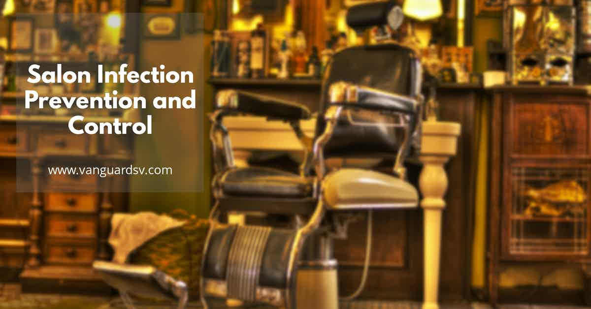 Salon Infection Prevention and Control